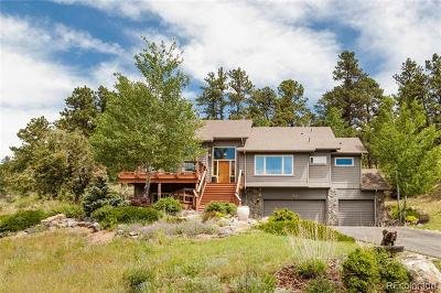 Evergreen Single Family Home Under Contract: 1302 Purgatory Lane