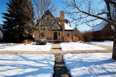 Denver Single Family Home Active: 2052 Leyden Street