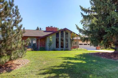 Boulder Single Family Home Under Contract: 2088 Mead Drive