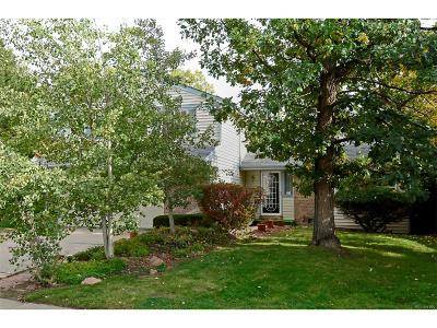 Littleton CO Single Family Home Active: $398,000