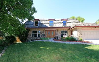 Littleton Single Family Home Under Contract: 6912 West Walden Place