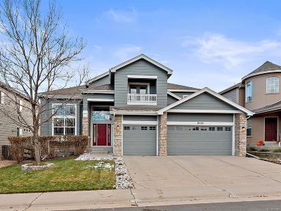 Littleton Single Family Home Active: 9790 Crystal Lake Drive