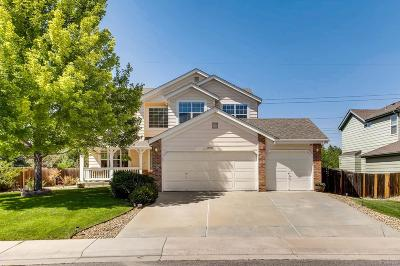 Centennial Single Family Home Active: 19927 East Belleview Place