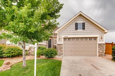 Parker Single Family Home Under Contract: 15502 East Flower Mound Place