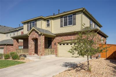 Aurora Single Family Home Active: 24681 East Layton Place