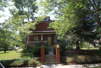 Berthoud Single Family Home Under Contract: 207 East Iowa Avenue