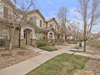 Highlands Ranch Condo/Townhouse Under Contract: 8389 Stonybridge Circle