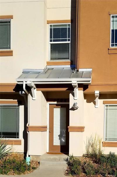 Denver Condo/Townhouse Active: 9300 East Florida Avenue #1704