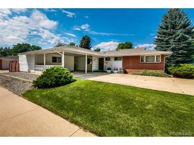 Boulder Single Family Home Active: 2590 Hawthorn Avenue