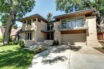 Single Family Home Sold: 1661 Hudson Street