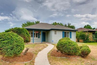 Park Hill, Parkhill Single Family Home Active: 2990 Cherry Street