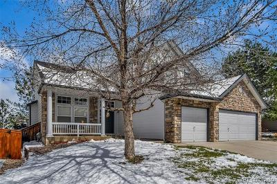 Highlands Ranch Single Family Home Active: 9968 Gwendelyn Place