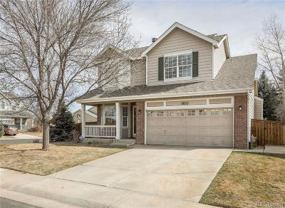 Highlands Ranch Single Family Home Under Contract: 9810 Mulberry Way