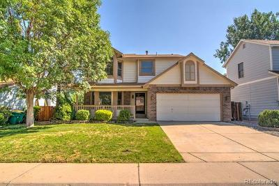 Aurora Single Family Home Active: 17535 East Dickenson Place
