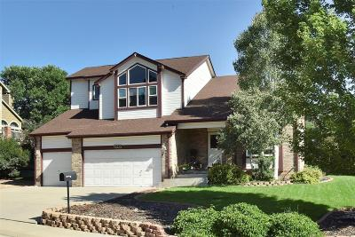 Arvada Single Family Home Active: 9543 West 69th Place