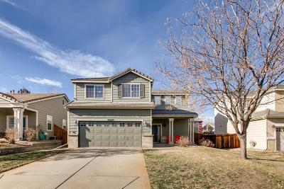 Highlands Ranch Single Family Home Under Contract: 10069 Kingston Court