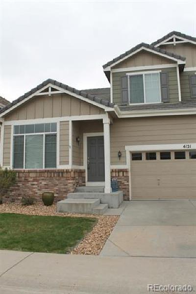 Highlands Ranch Rental Active: 4121 Aspenmeadow Circle