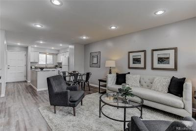 Centennial Condo/Townhouse Under Contract: 6878 South Broadway