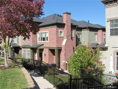 Highlands Ranch Condo/Townhouse Active: 501 Elmhurst Way #A