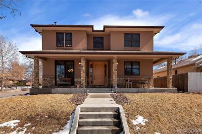 Single Family Home Active: 1700 South Corona Street