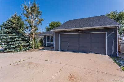 Colorado Springs Single Family Home Active: 605 San Fernando Place