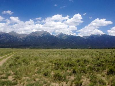 Crestone CO Residential Lots & Land Active: $450,000