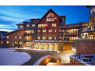 Condo/Townhouse Under Contract: 2250 Apres Ski Way