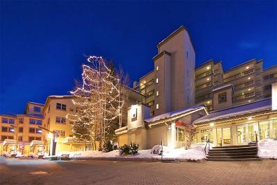 Steamboat Springs Condo/Townhouse Active: 1855 Ski Time Square Drive #407