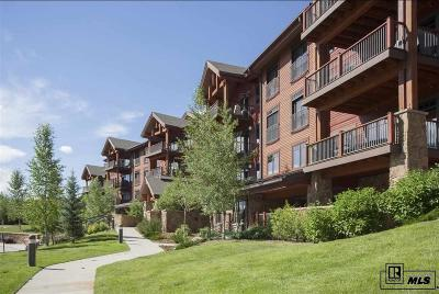 Condo/Townhouse Sold: 1800 Medicine Springs Dr, #5209
