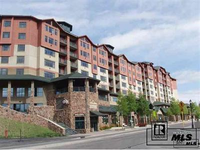 Steamboat Springs Commercial Active: 2300 Mt Werner Circle
