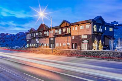 Steamboat Springs Commercial Active: 2730 Lincoln Avenue