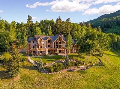 Steamboat Springs Single Family Home Active: 27795 County Road 14
