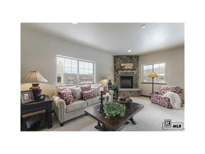 Steamboat Springs Condo/Townhouse Under Contract: 459 Willett Heights Court #Unit 32