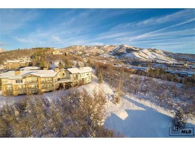 Steamboat Springs Condo/Townhouse Active: 1297 Overlook Drive