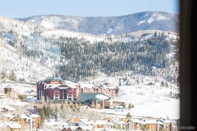 Steamboat Springs CO Condo/Townhouse Active: $175,000