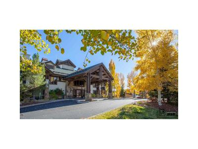 Steamboat Springs CO Condo/Townhouse Active: $535,000