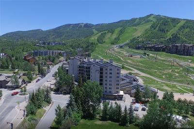 Steamboat Springs CO Condo/Townhouse Active: $525,000
