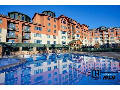 Steamboat Springs Condo/Townhouse Active: 2300 Mt Werner Circle #Unit 423