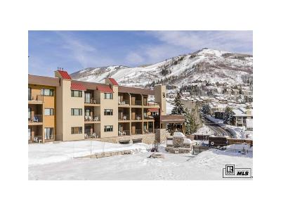 Steamboat Springs Condo/Townhouse Active: 2200 Apres Ski Way #204