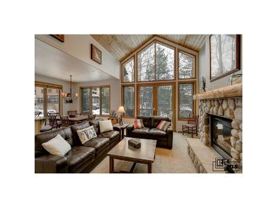 Steamboat Springs Condo/Townhouse Active: 2516 Evergreen Lane #1