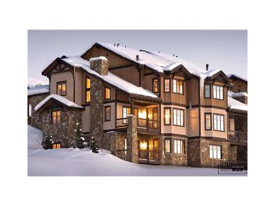 Steamboat Springs Condo/Townhouse Under Contract: 1195 Eagle Glen Drive