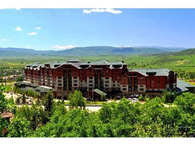 Steamboat Springs Condo/Townhouse Active: 2300 Mt. Werner Circle #Unit #33