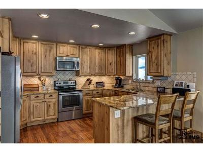 Steamboat Springs Single Family Home Active: 31020 Willow Lane