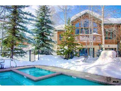 Steamboat Springs Condo/Townhouse Active: 2590 Evergreen Lane