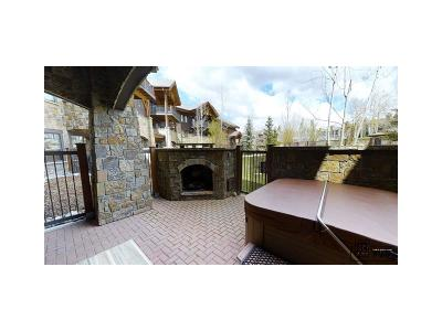 Steamboat Springs Condo/Townhouse Active: 1750 Medicine Springs Drive #6108