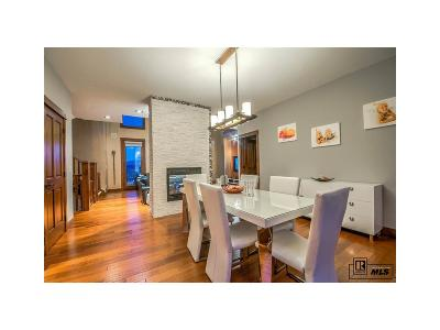 Steamboat Springs Condo/Townhouse Active: 337 Little Moon Trail