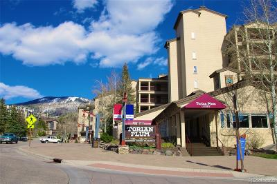 Steamboat Springs CO Condo/Townhouse Active: $570,000