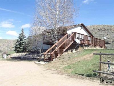 Hayden Single Family Home Active: 5575 County Road 78