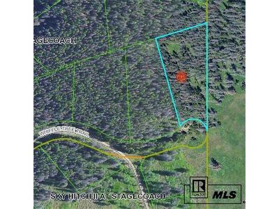 Residential Lots & Land Active: 34240 Whiffle Tree Trail