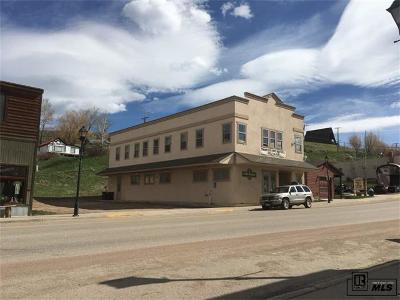 Oak Creek, Phippsburg, Yampa, Toponas Income Active: 117 East Main Street